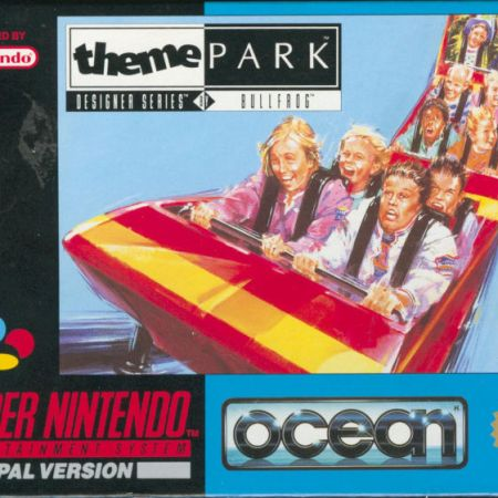 Theme Park on the Super Nintendo