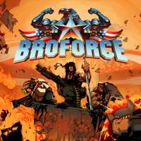 Broforce: Hypermasculine Macho Game About Manly Men