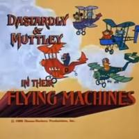 Dastardly & Muttley in Their Flying Machines: Catch the Pigeon!
