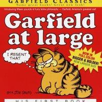Book of da Week: Garfield by Jim Davis