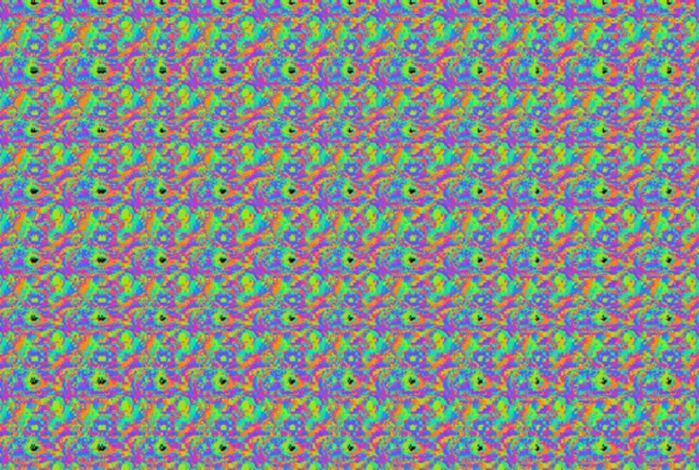 A Magic Eye Book image