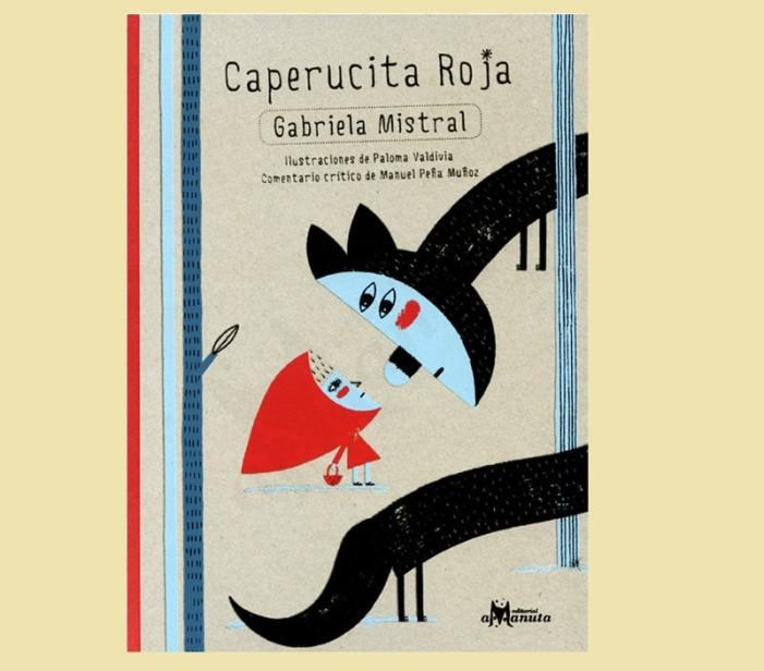 Caperucita Roja by Paloma Valdivia
