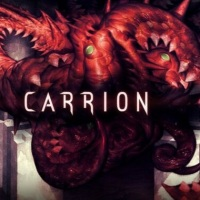 Carrion: Creepy Reverse Body Horror Monster Majigger