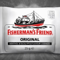 Fisherman's Friend: Menthol Sweets Put Hair on Your Eyebrows