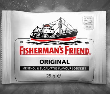 Fisherman's Friend original flavour