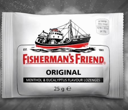 Fisherman's Friend original flavour