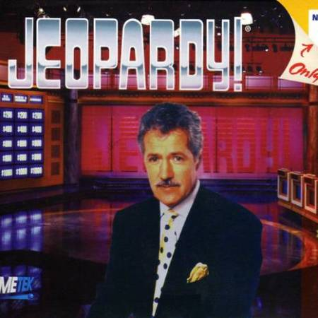 Jeopardy! on the Nintendo 64