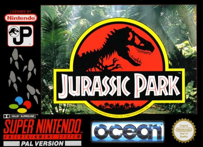 Jurassic Park on the SNES