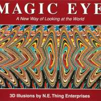 Magic Eye Books: Celebrating the Infuriating Staring Contest