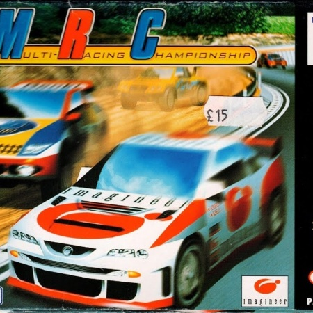 MRC: Multi-Racing Championship on the Nintendo 64