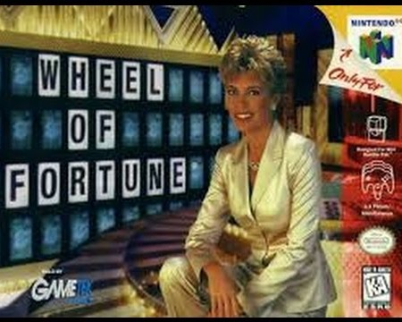 Wheel of Fortuna on the Nintendo 64
