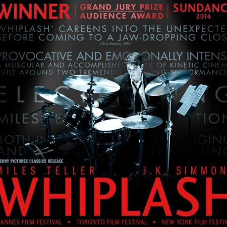 Whiplash the film