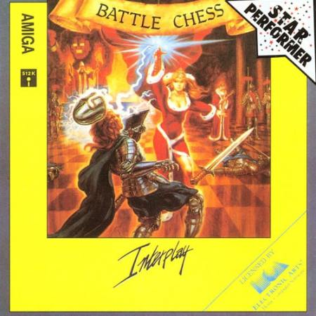 Battle Chess on the Amiga
