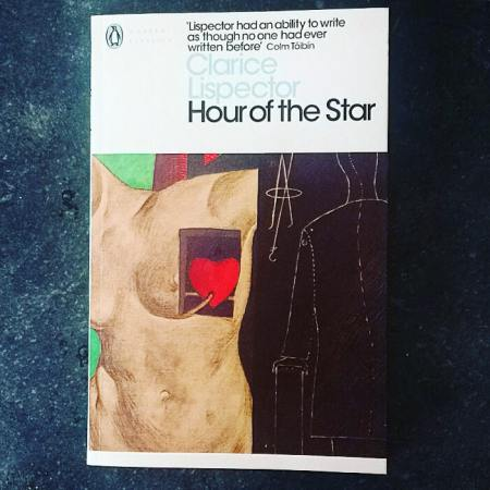 Hour of the Star by Clarice Lispector