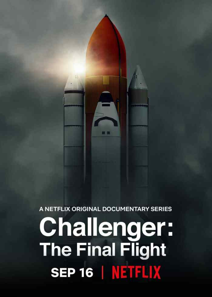 Challenger: The Final Flight Netflix documentary