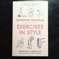 Book of da Week: Exercises in Style by Raymond Queneau