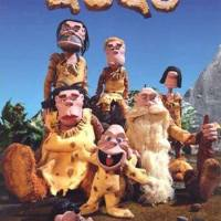 Gogs: Fun Caveman Claymation Sitcom With Grunting