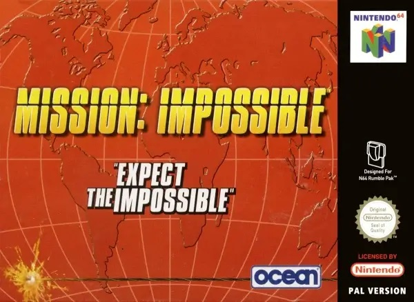Mission Impossible on the N64