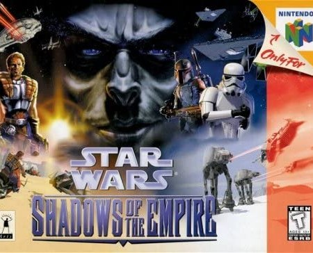 Star Wars: Shadows of the Empire on the N64