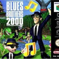 Blues Brothers 2000: Jazzy N64 Platformer Majigger