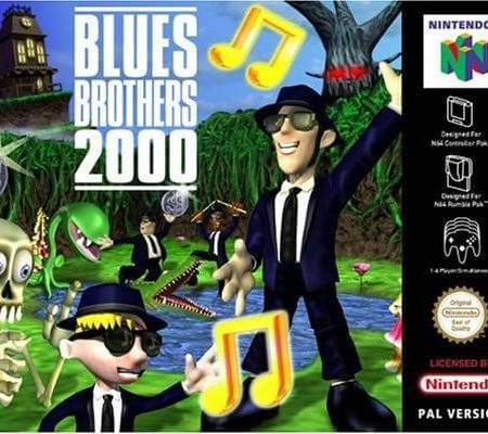 Blues Brothers 2000 on the N64