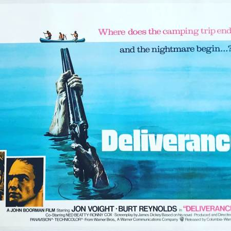 Deliverance the 1972 film