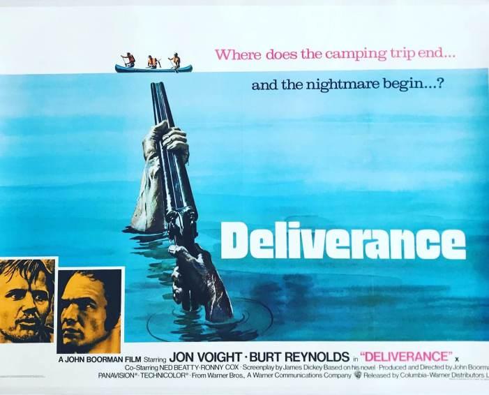 Deliverance the 1972 film