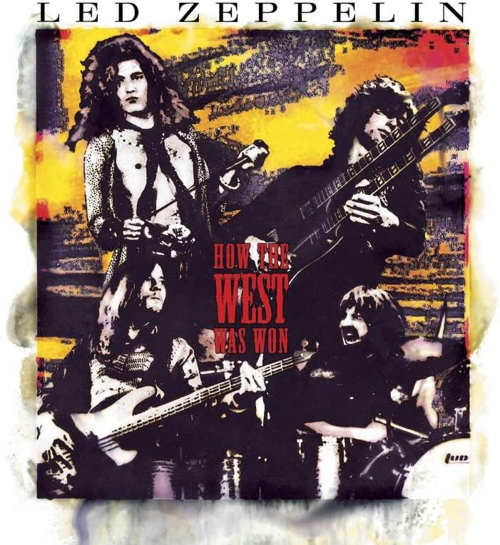 Led Zeppelin live album