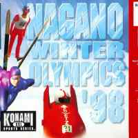 Nagano Winter Olympics '98: Dull Button Bashing Sports Romp