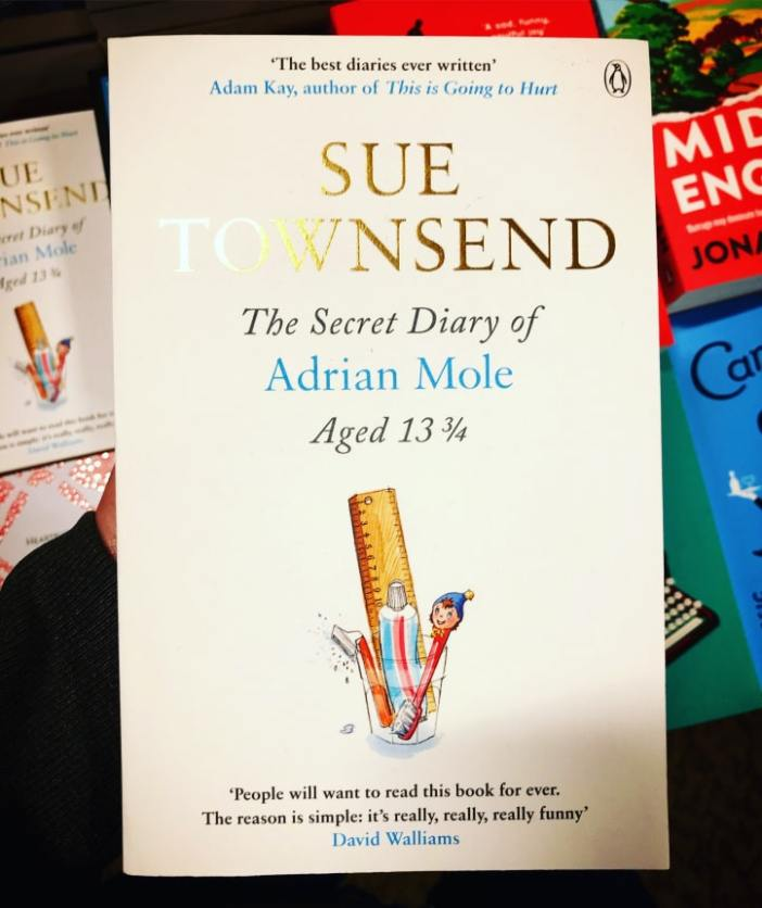 The Secret Diary of Adrian Mole Aged 13¾ by Sue Townsend