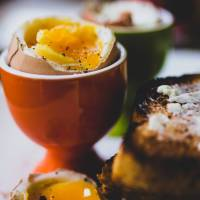Boiled Egg With Soldiers: Line Them Up For a Tasty Breakfast