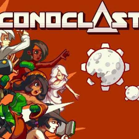 Iconoclasts the indie game