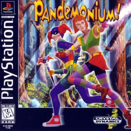 Pandemonium on the PlayStation