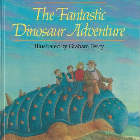 The Fantastic Dinosaur Adventure by Gerald Durrell