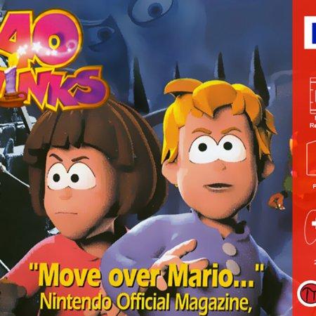 40 Winks on the Nintendo 64