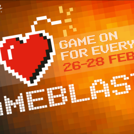 GameBlast 2021 from SpecialEffect