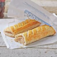 Sausage Rolls: Savoury Snack With Lots of Pastry