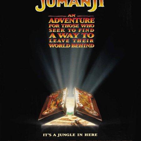 Jumanji from 1995 with Robin Williams