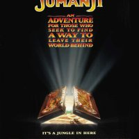 Jumanji: Robin Williams, Bebe Neuwirth, & Crazy Animals