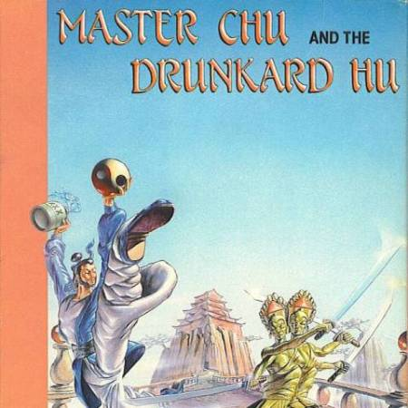 Master Chu and the Drunkard Hu NES game