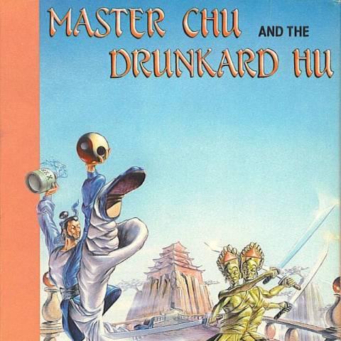Master Chu and the Drunkard Hu NES game