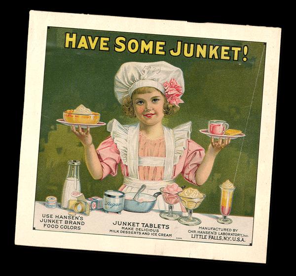 Have Some Junket old school marketing