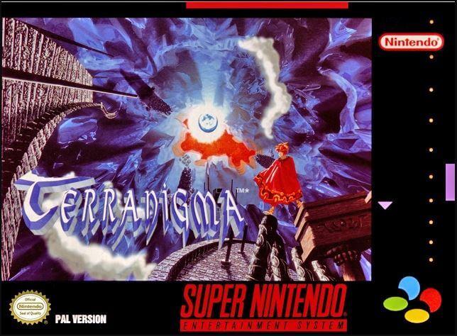 Terranigma on the Super Nintendo