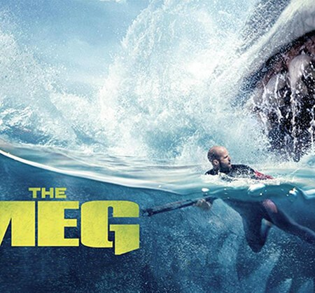 The Meg with Jason Statham