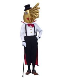 Baron Ciste mascot