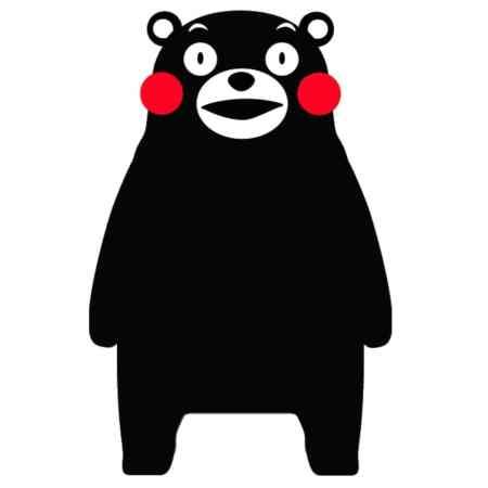 Kumamon the rosy-cheeked Japanese mascot