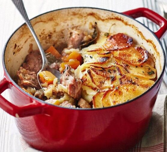 Lancashire Hotpot