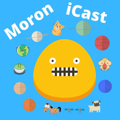 MoroniCast podcast logo