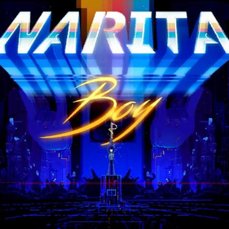 Narita Boy the indie game