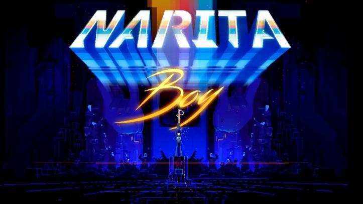 Narita Boy the indie game